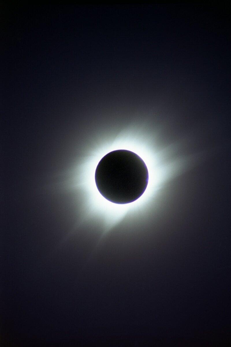 Лунное затмение: влияние на человека и его здоровье