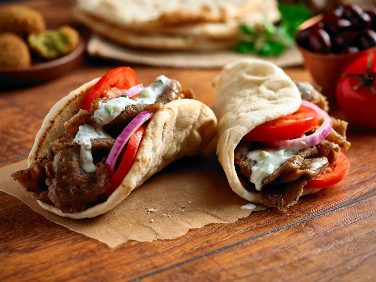 Гирос — шаурма по-гречески