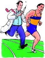 Допинг для спортсменов - запрещенные и разрешенные препараты