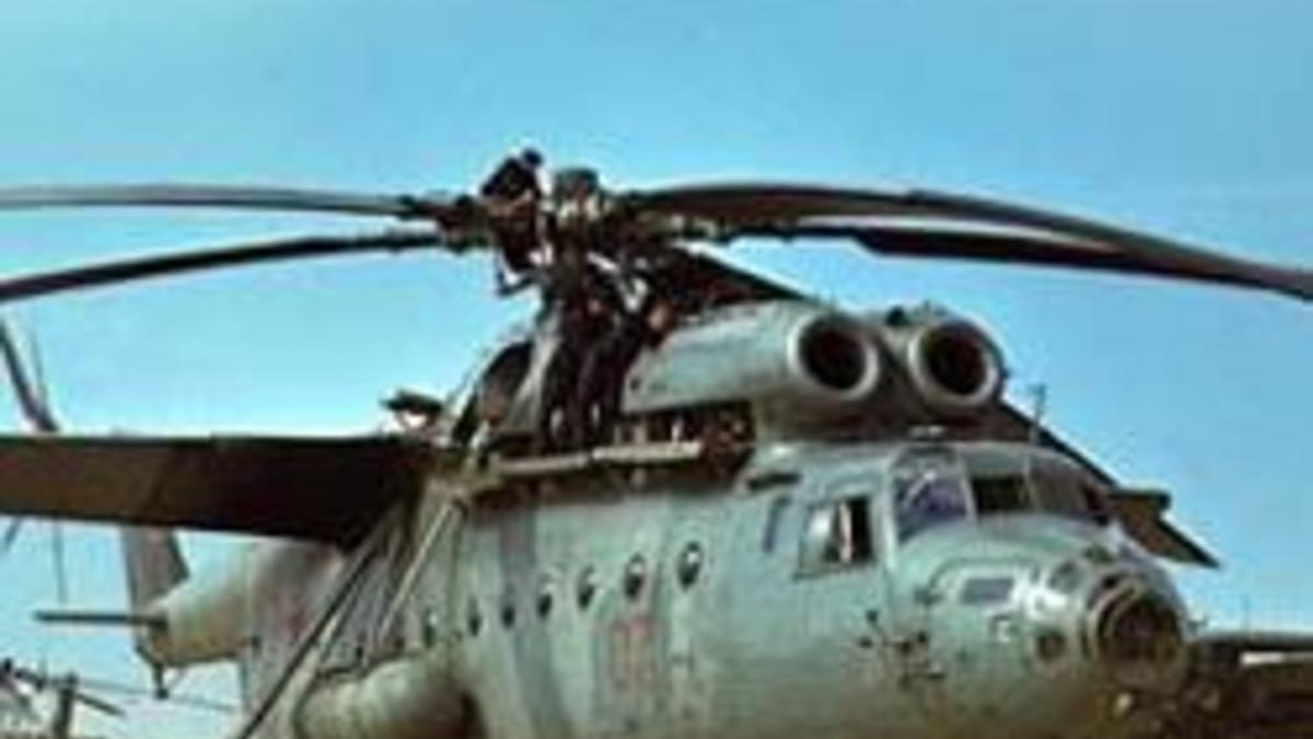 Ми-6 | soldat.pro — военные специалисты. обьединяем лучших!