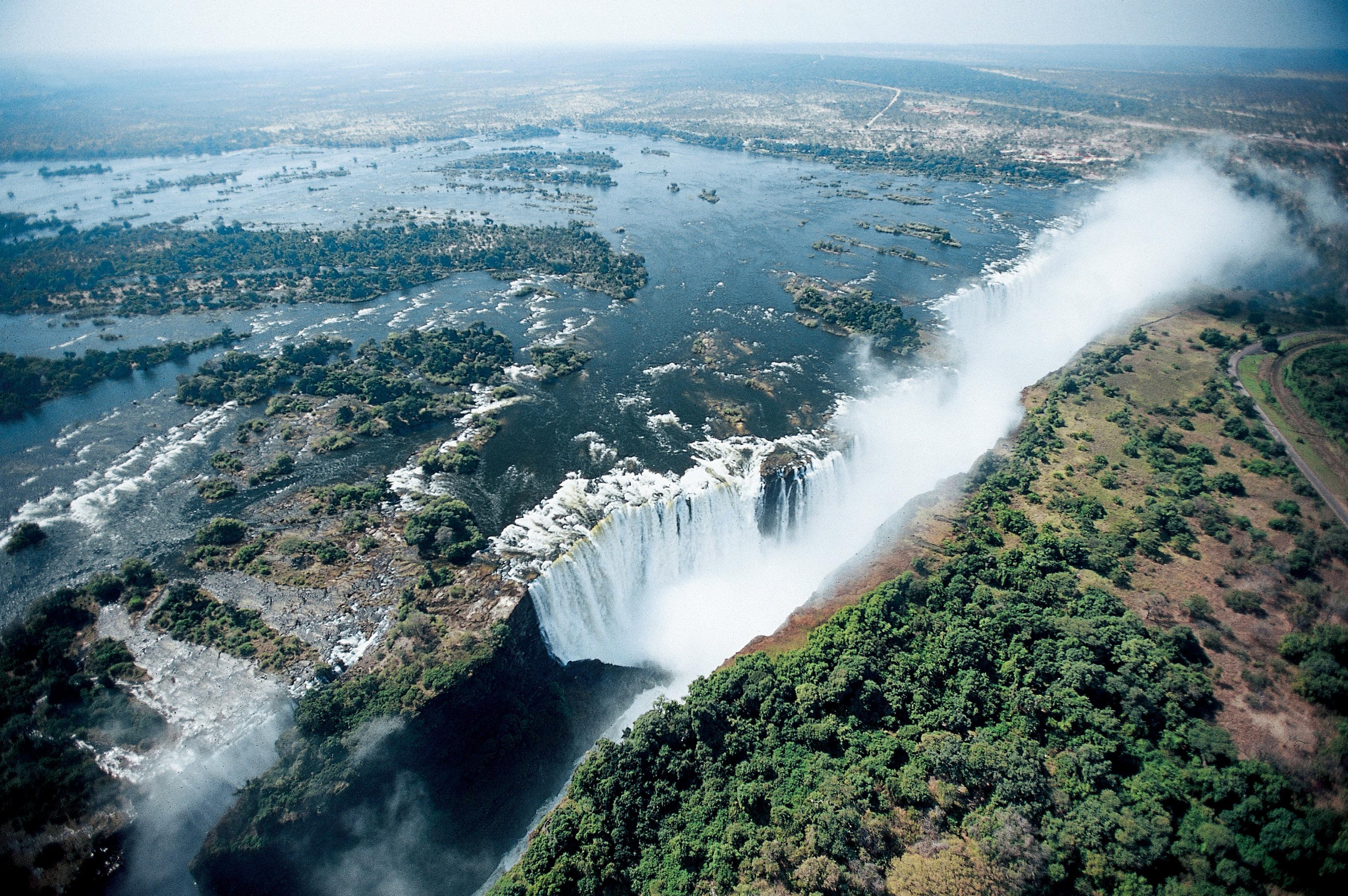 Замбези — википедия. что такое замбези