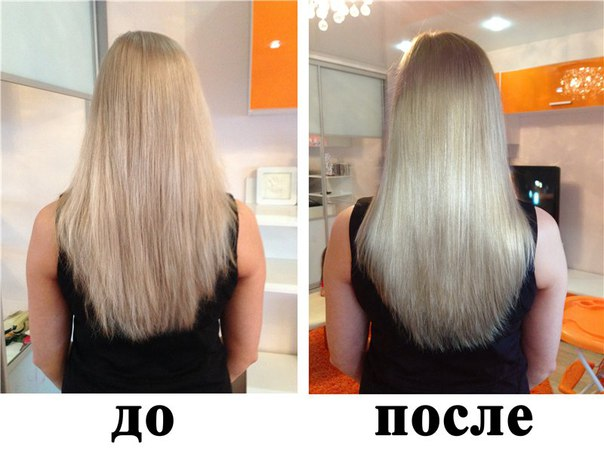 Голливудский шик: процедура экранирования волос