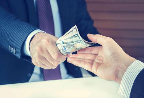 Что такое откат в бизнесе? коммерческий подкуп :: syl.ru