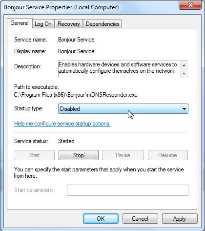 Bonjour: что это за программа, как удалить и установить на windows