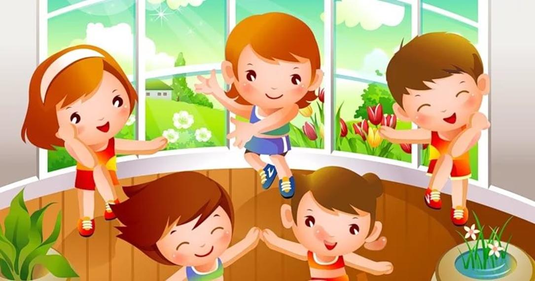 Ритмика в развитии речи детей дошкольного возраста