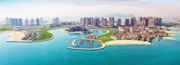 Катар - доха - корниш - сук вагиф - аль зубара - жемчужина