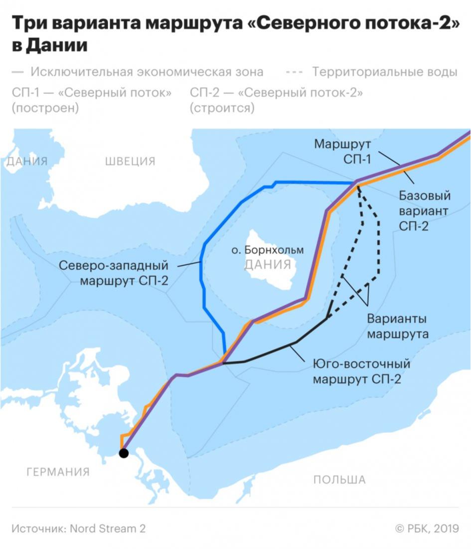 """Час икс настал: станет ли """"северный поток-2"""" """"замороженным активом"""""""