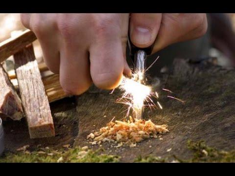 Что такое огниво и как им пользоваться - вне зоны комфорта