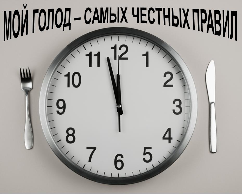 Периодическое голодание для похудения, интервальное голодание: схемы 20 4, 16 8, 5 2, 23/1 и другие