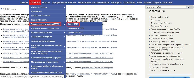 Статистические классификаторы предприятий окпо и окогу в 2020 году