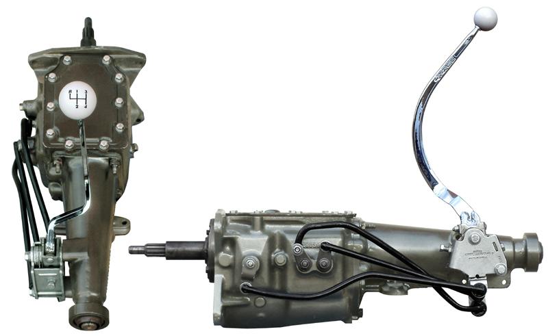 Механическая коробка передач – из чего состоит и как работает