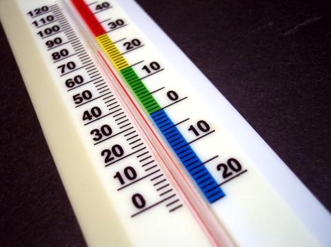 Приборы для измерения температуры - виды и принцип действия
