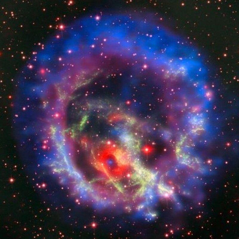 Сверхновая - самый сильный взрыв во вселенной
