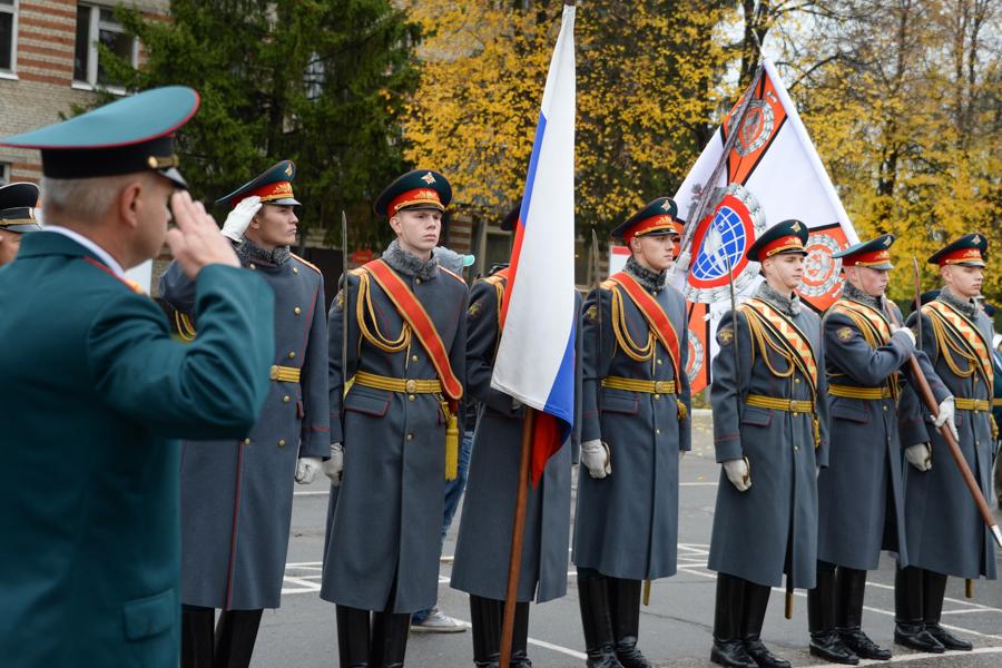 Ритуалы вооруженных сил российской федерации