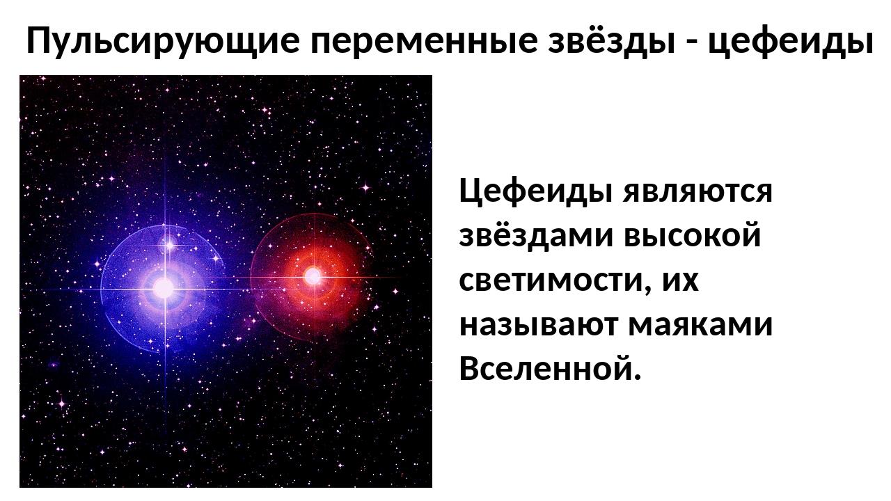 Цефеиды википедия