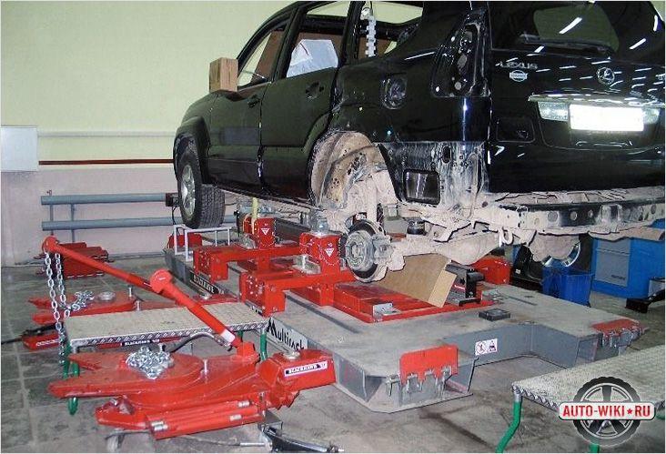 Что такое стапель для кузовного ремонта