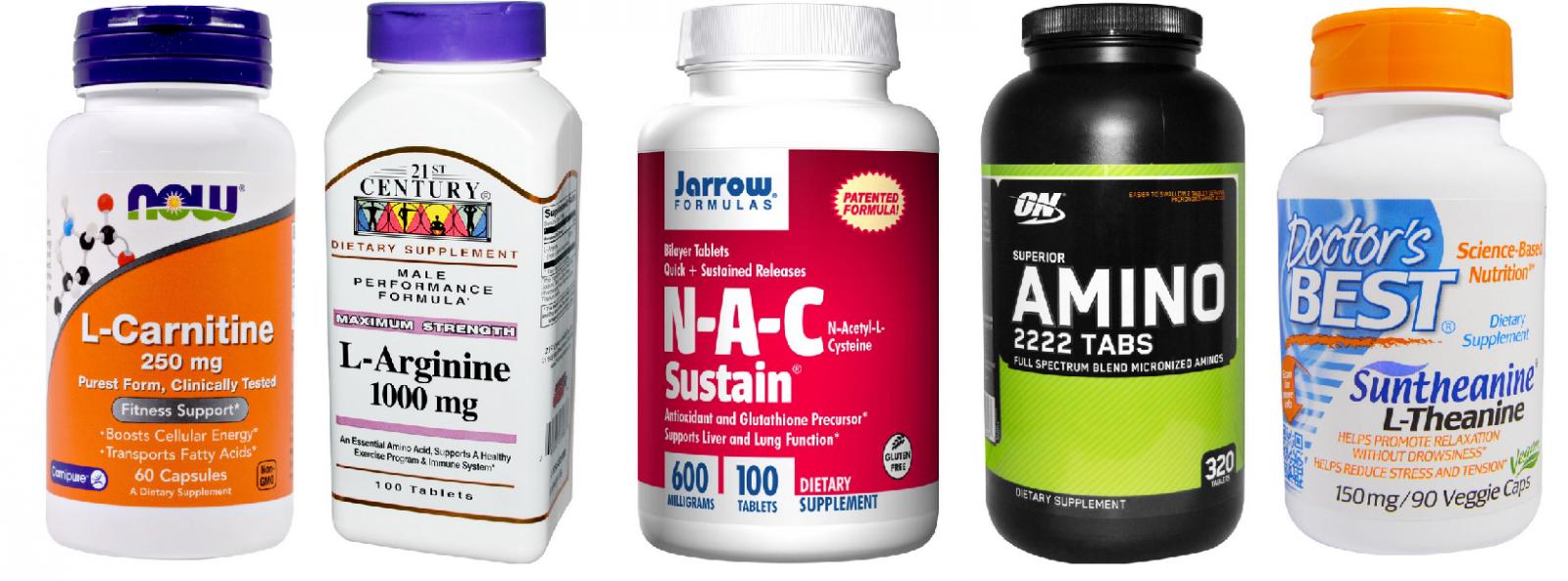 Что такое аминокислоты и как их принимать | спортивные добавки