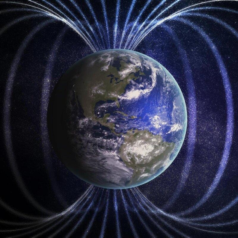 Что такое магнитное поле земли? :: syl.ru