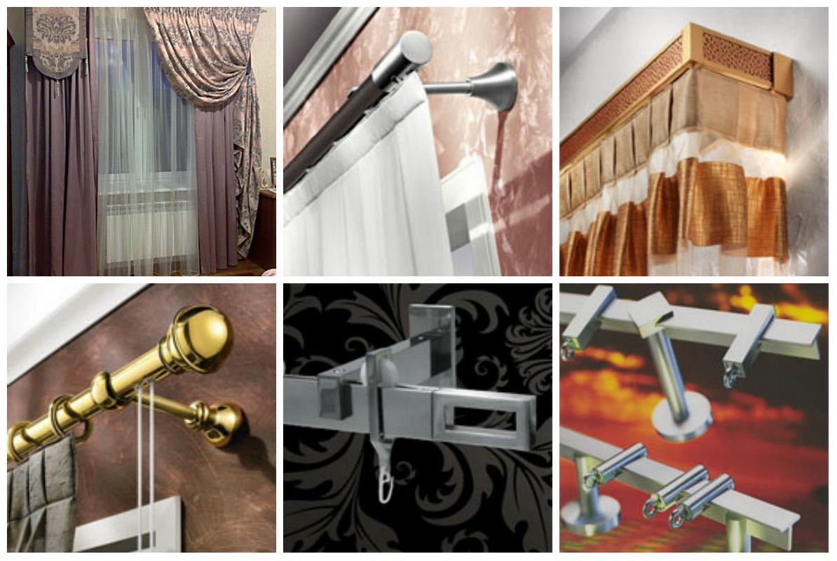Гардины для штор: варианты оформления, стильные сочетания и рекомендации по применению (100 фото)