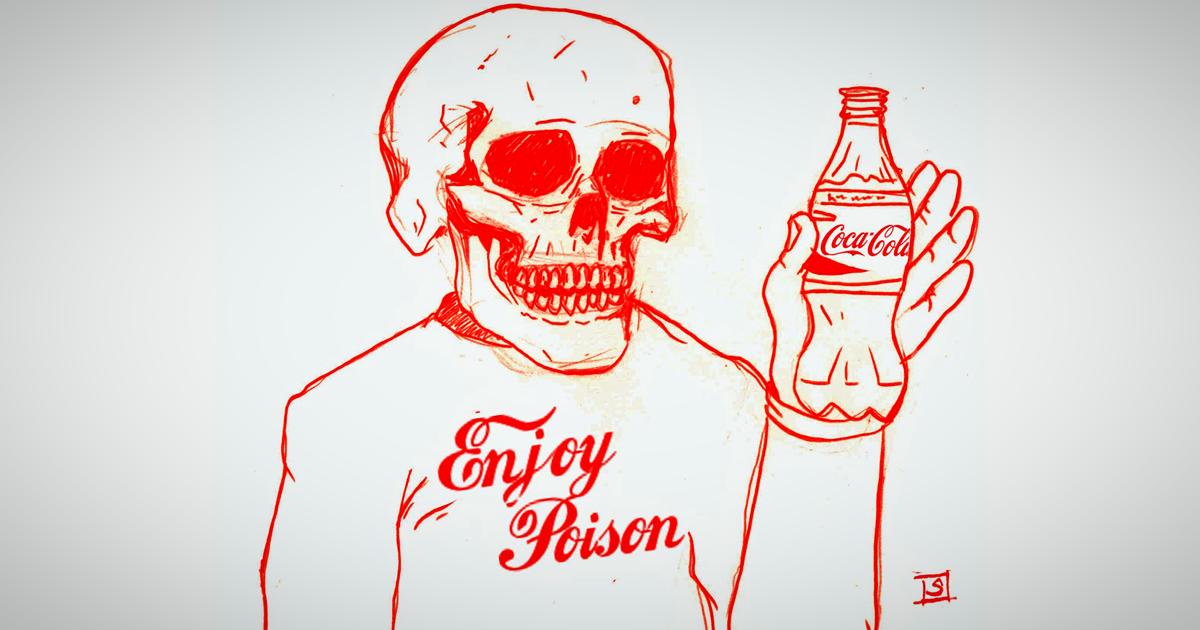 Как coca-cola и pepsi соревнуются больше ста лет и чем именно различаются   | гол.ру
