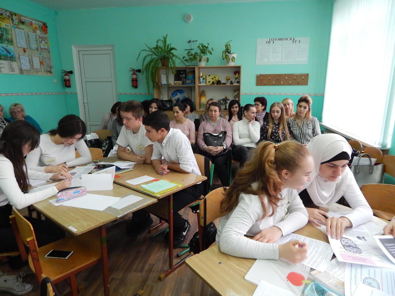 Семинар практикум для педагогов школы. учебное исследование