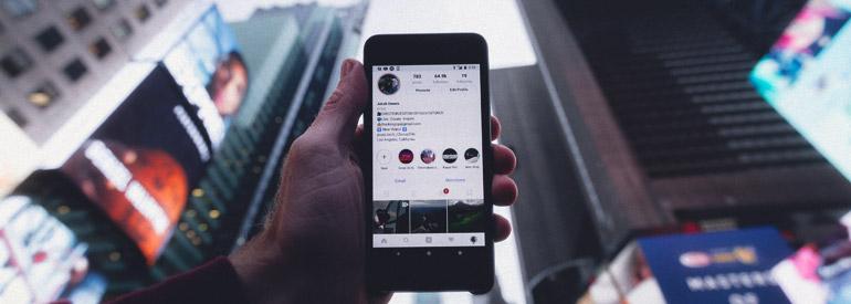 Делаем шапку профиля в инстаграм оригинально: примеры и секреты оформления