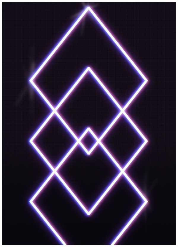 Неоновая вывеска - neon sign