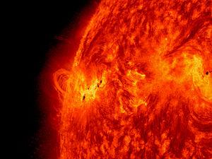 Солнечные пятна: каковы причины их появления и чем они угрожают земле