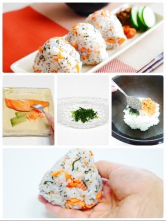 Онигири: как готовят японские рисовые шарики