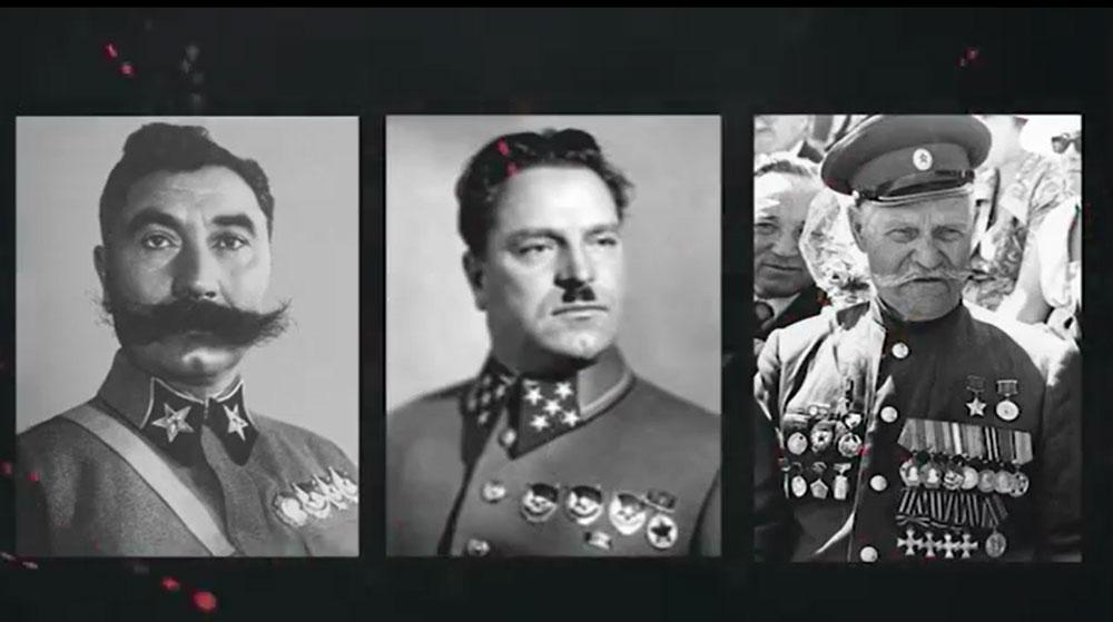 Полные георгиевские кавалеры - список. семен михайлович буденный, иван владимирович тюленев, родион яковлевич малиновский