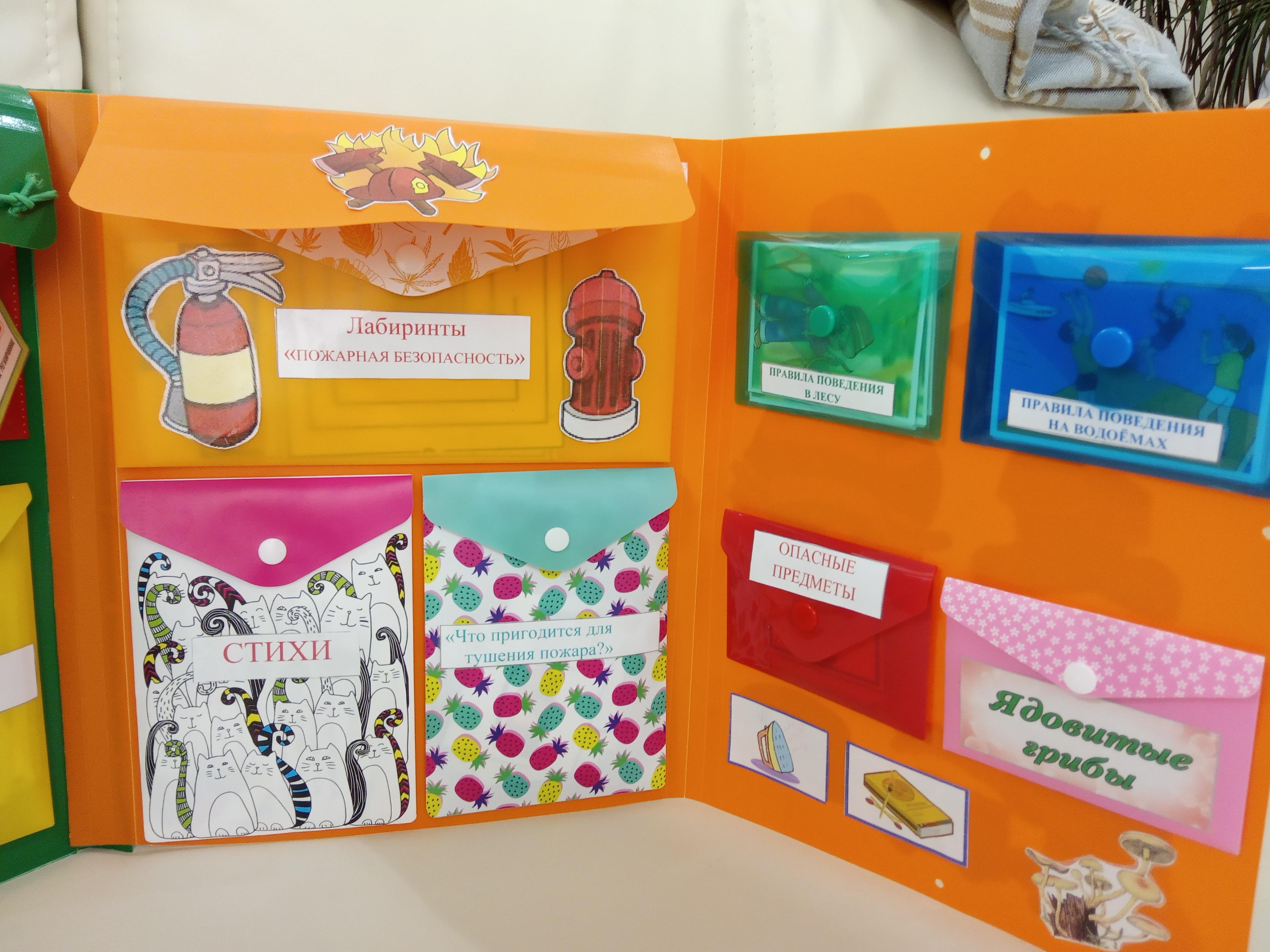 Лэпбук для дошкольников - что это такое, виды, темы и как сделать своими руками с фото