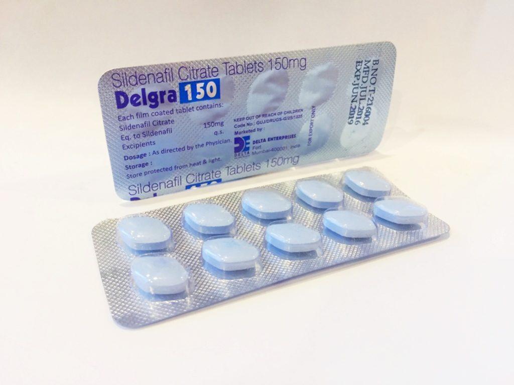 Виагра — обзор препарата