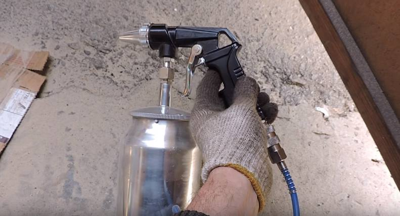 Как работает пескоструйный аппарат: статья гск-сервис