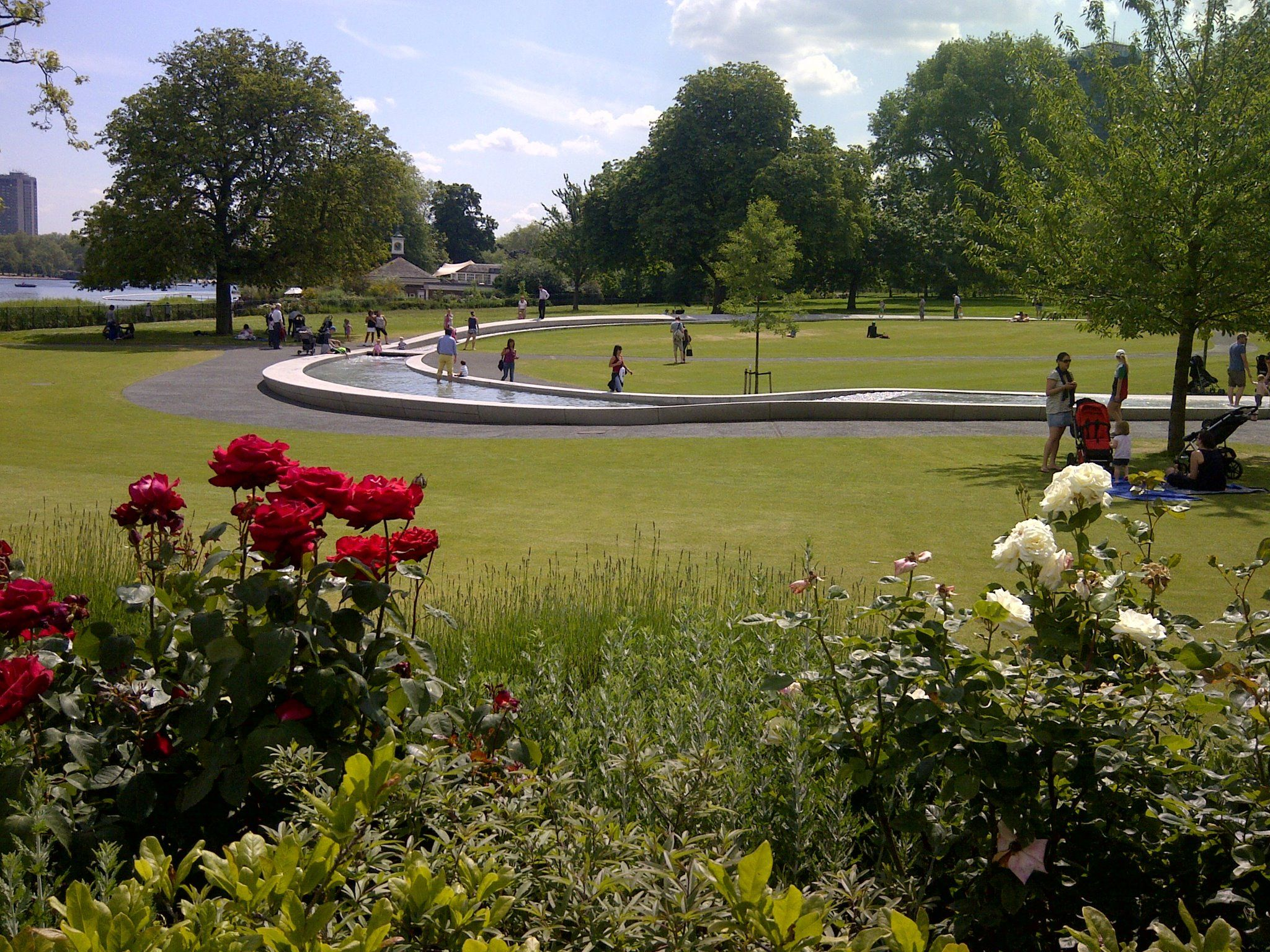 Гайд-парк (hyde park) — самый известный в лондоне