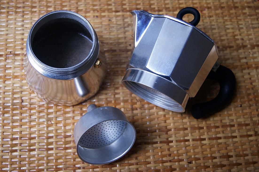 Гейзерная кофеварка — википедия переиздание // wiki 2