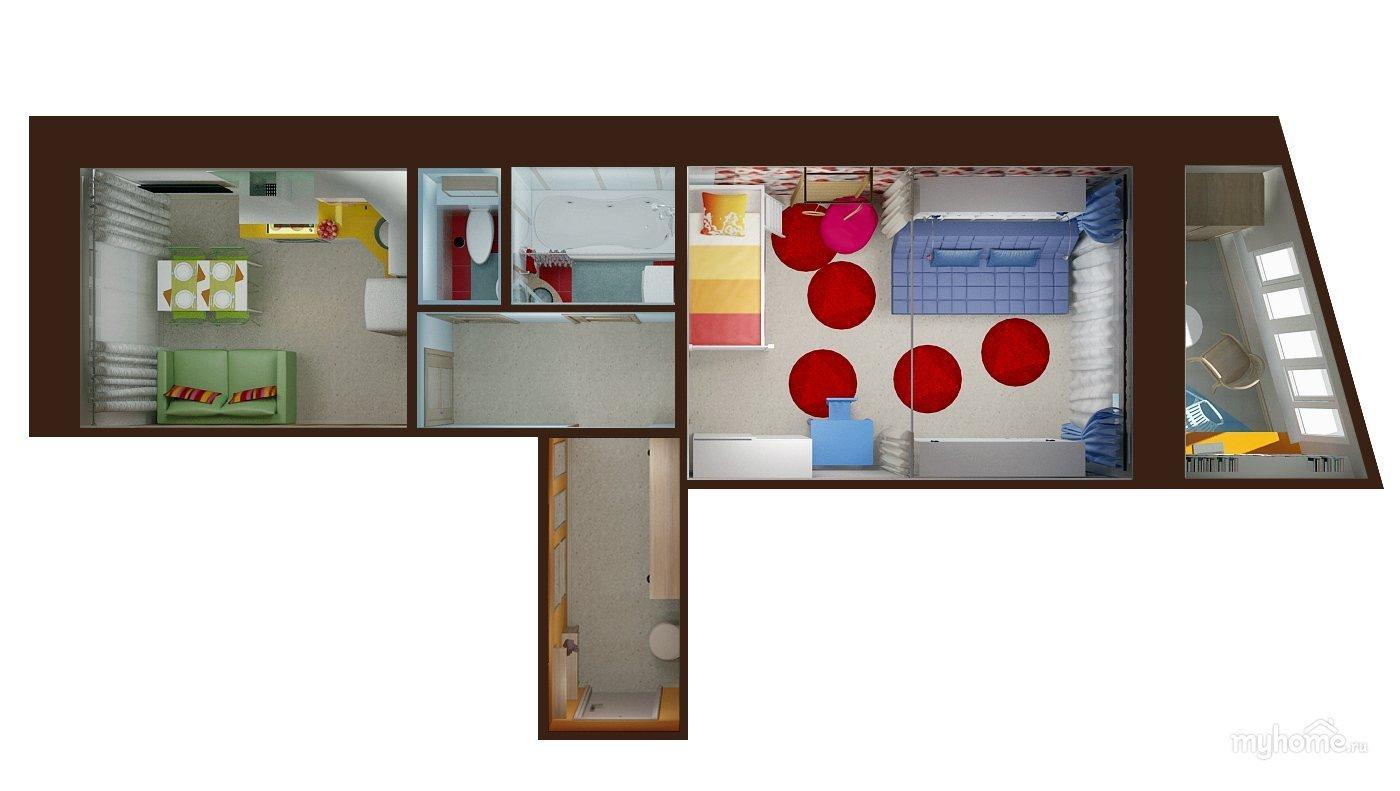 Евродвушки, евротрешки – что эта такое и чем они отличаются от обычных квартир | статья на бизнес-портале elport.ru