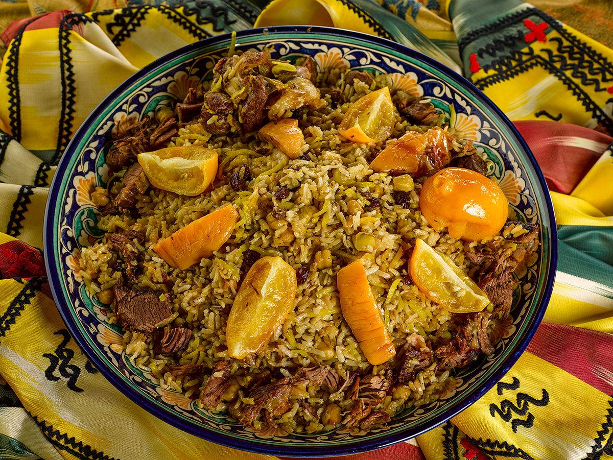 Зирвак (узбекская кухня) - лучший рецепт!