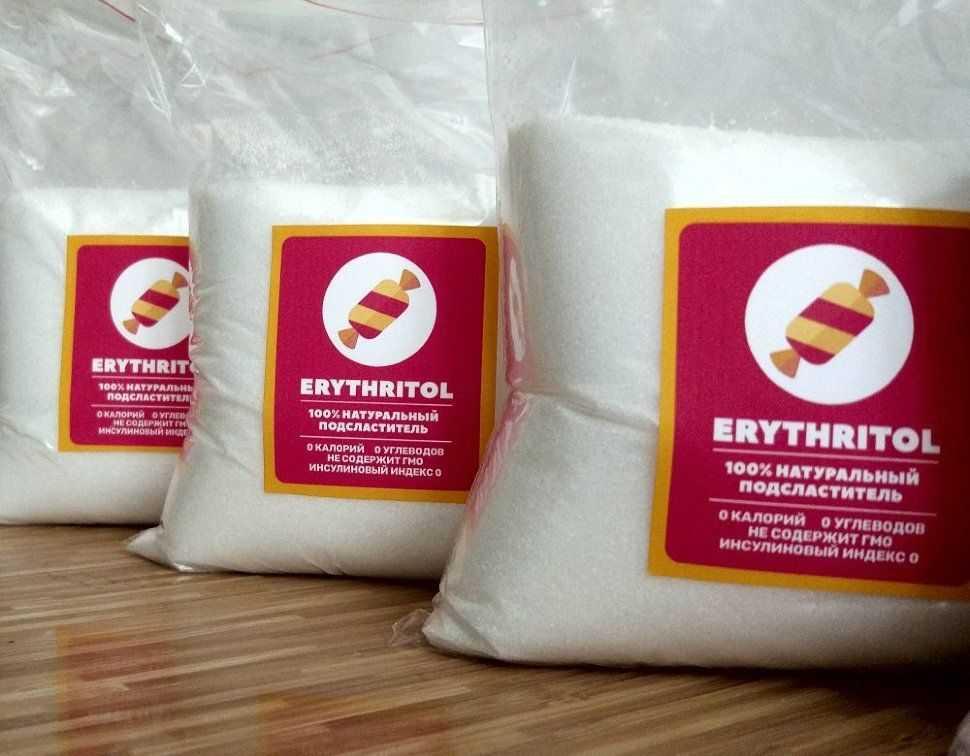 Про эритритол (эритрит, е968): что это такое, в чем вред и польза