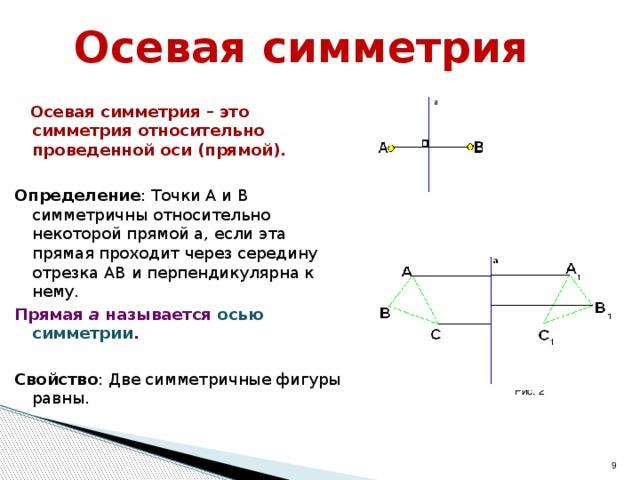 Симметрия — википедия. что такое симметрия