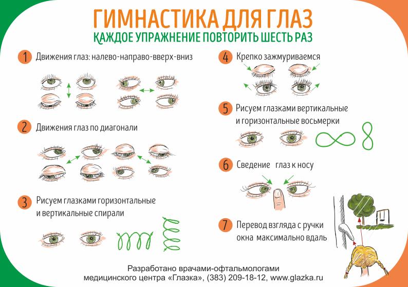 Что такое пальминг для глаз, и как его делать