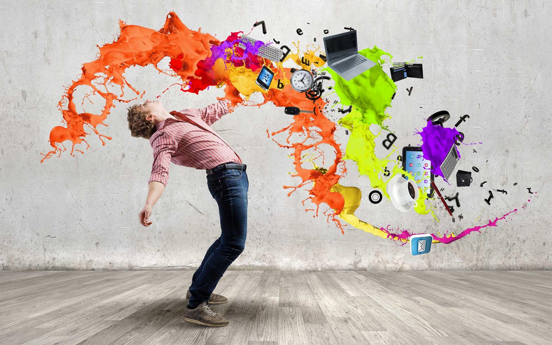 Креативность: что это такое?  | психология | школажизни.ру