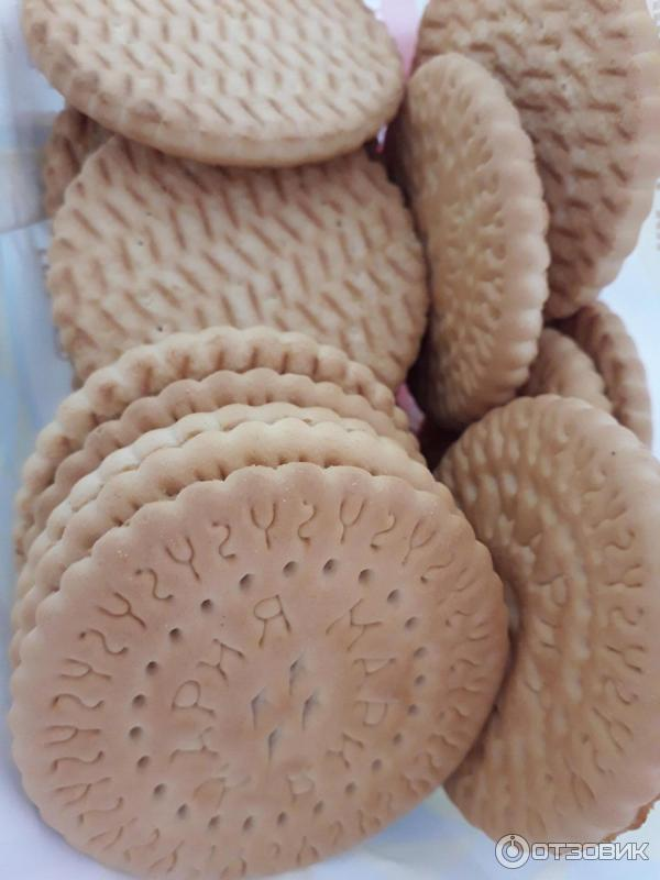Печенье галетное затяжное