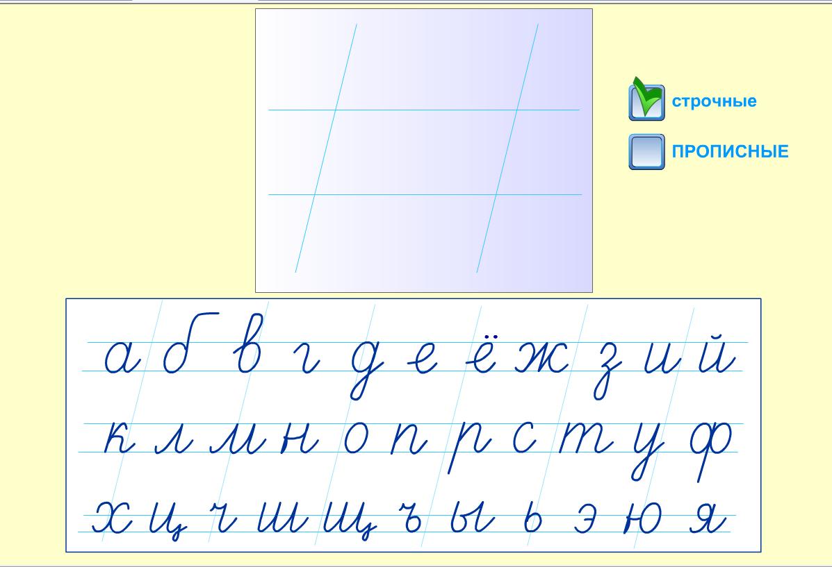 Прописная и строчная буква – когда писать с большой буквы
