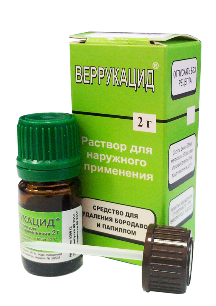 Лекарство от папиллом, топ лучших и эффективных