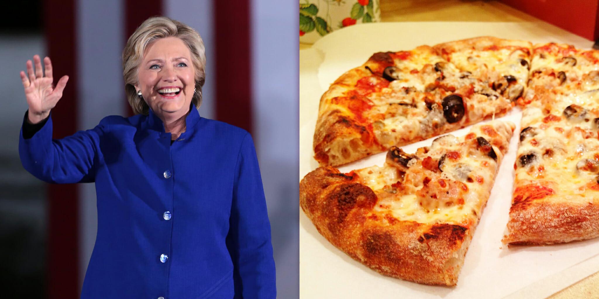 Пиццагейт — википедия. что такое пиццагейт