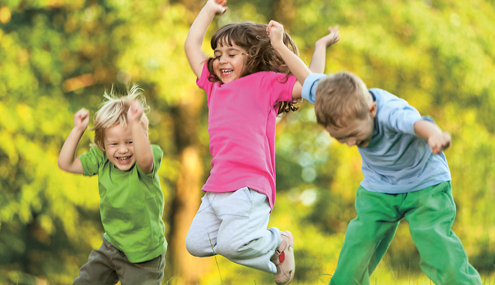 23 увлекательные подвижные игры для детей 5-6 лет