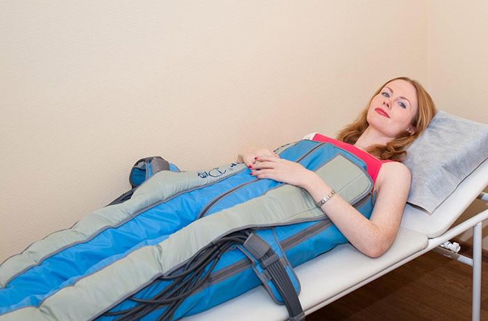 Прессотерапия: отзывы врачей и результаты