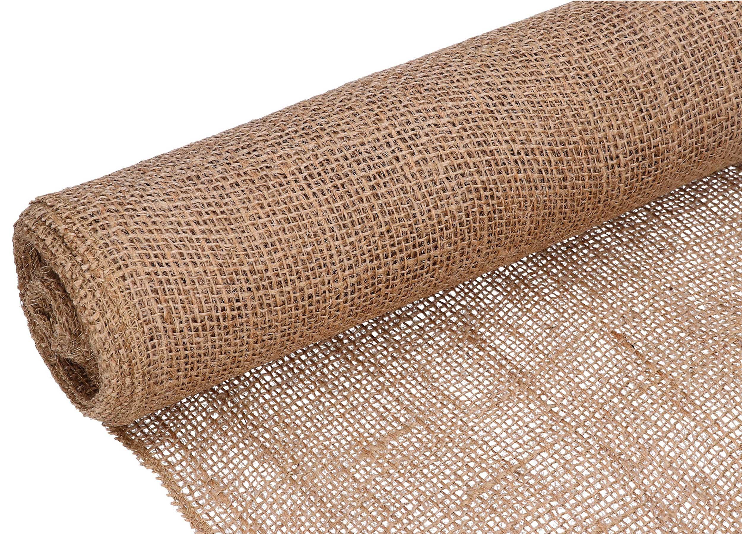 Джут - это что такое за материал | джутовая ткань