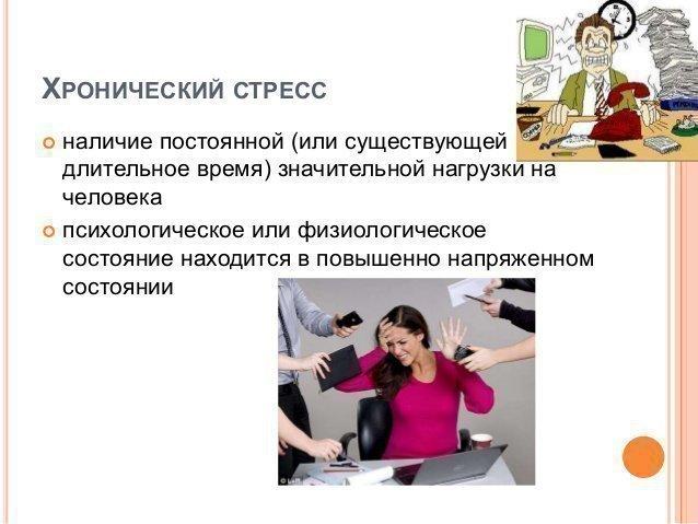 Стресс: понятие в психологии, виды, причины, признаки, лечение