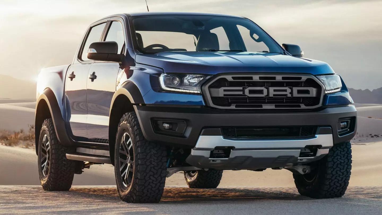 В каких странах производятся автомобили форд?